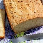 Chleb z octem bez wyrabia...