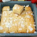 Namoura - arabskie ciasto...