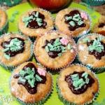 Muffinki mocno jablkowe z...
