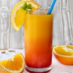 Tequila Sunrise (drink z...
