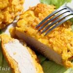 Filet z piersi kurczaka p...