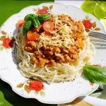 Spaghetti bolognese (na s...