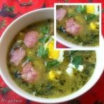 Zupa z pokrzywy (z...