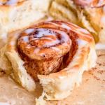 Cinnamon rolls –...