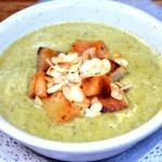 Zupa z brokuła i pora z...