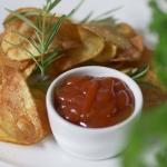 Chipsy z ziemniakow
