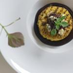 Grillowana polenta z konf...