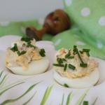 Jajka faszerowane pasta r...
