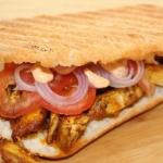 Kanapka kebab gyros