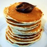 Pancakes z Nuttelą
