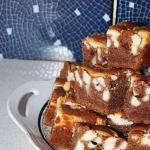 Ciasto Twarogowe Poduszki