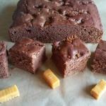 Ciasto czekoladowo-krowko...