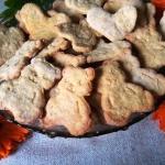 Ciasteczka orzechowo-dyni...