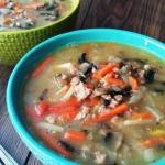 Zupa a la tajska
