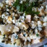 Salatka kalafiorowo-jajec...