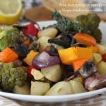 Mix pieczonych warzyw jes...