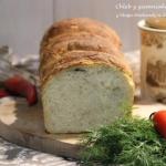 Chleb składany z...