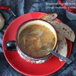 Wegańska zupa à la...