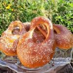 Ka ak - libański chleb...