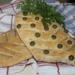 Fougasse - chlebowy lisc ...