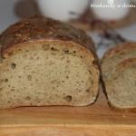 Chleb podwójnie dyniowy...