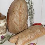 Orkiszowo-pszenny chleb...