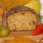 Jesienny chleb z dynią...