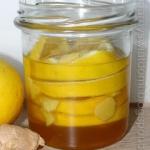 Syrop z cytryny, imbiru i...