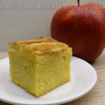 Ciasto jablkowe z cynamon...