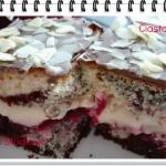 Ciasto  4 w 1