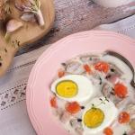 Zupa chrzanowa – kuchni...