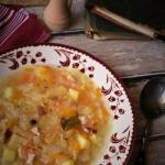 Zupa parzybroda –...