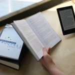 E-book na czytniku, ksiaz...