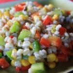 Pęczakotto z warzywami,...