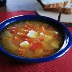 Ognista zupa z dynią i...