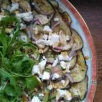 Pieczone warzywa z Feta