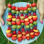 Szaszlyki owocowe
