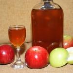 Nalewka jablkowo - mietow...