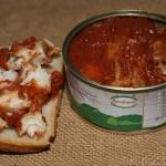 Szczupak w sosie pomidoro...