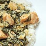 Kurczak z ryżem...