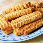 Waniliowe ciasteczka ze...