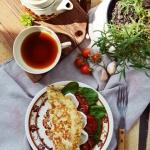 PROJEKT ŚNIADANIE: Omlet...
