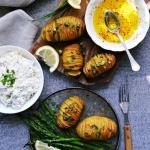 Cytrynowe ziemniaki Hasse...