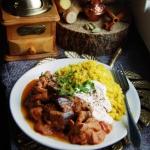 Bakłażanowe curry i...