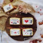 Ciasteczka listy miłosne