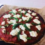 Pizza z kalafiora