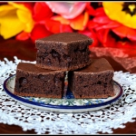 Fit ciasto czekoladowe
