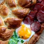 Drożdżowe jajka...