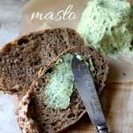 Zielone masło - z...