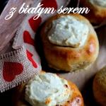 Bułki z białym serem